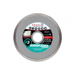 Dronco Perfect F3 Tile cutting disc - 115mm