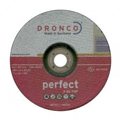 Δίσκος λειάνσεως μετάλλου A 30 T-BF - 6.0 x 180mm