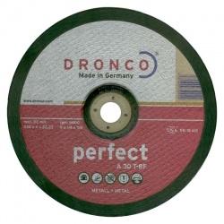 Δίσκος λειάνσεως μετάλλου A 30 T-BF - 6.0 x 230mm