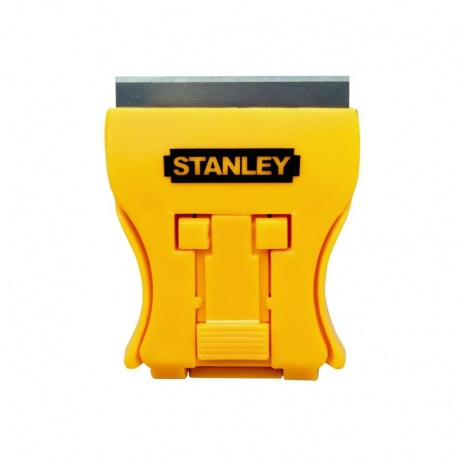 Stanley 28-218 μίνι ξύστρα τζαμιών με 5 λάμες 40mm