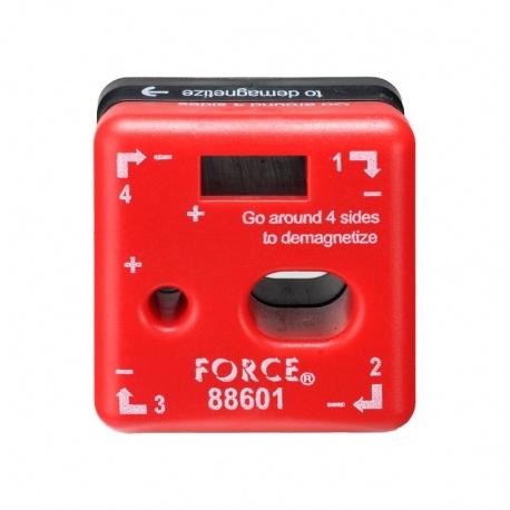 Force 88601 μαγνητιστής και απομαγνητιστής κατσαβιδιών