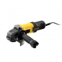 Stanley FMEG220 small angle grinder 125mm, 850W, no-volt, soft-start