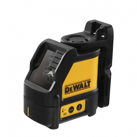 DeWalt DW088CG cross-line red-beam LASER level 10/50m
