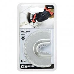 Black & Decker Piranha X26125 FatMax Λάμα Πολυεργαλείου 92mm Κυκλική για Αρμούς Πλακιδίων
