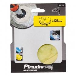 Piranha X32115 Γούνα Γυαλίσματος 125mm