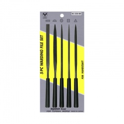 0-22-500 Warding File Set 180mm - 5 pcs