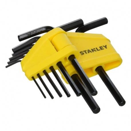 Stanley 0-69-252 σετ άλεν ίντσας 8 τεμ.