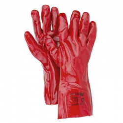 Galaxy 209 Petrol 35 Oil-Resistant Gloves 35cm