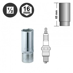 "807416 - 1/2"" Spark Plug Socket - 16mm"