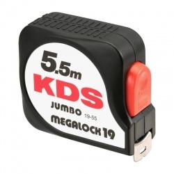 JM19-55 Jumbo Megalock measuring tape 19mm - 5.5m