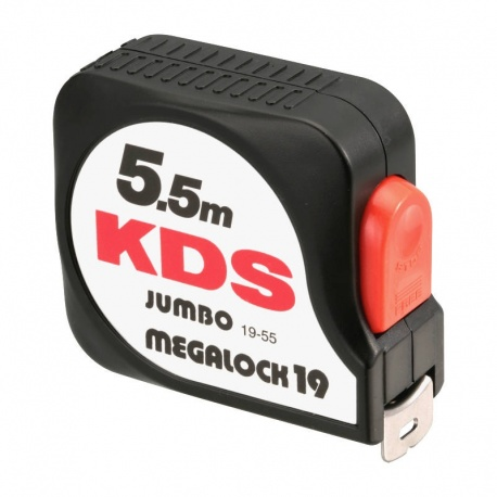 JM19-55 Jumbo Megalock μετροταινία 19mm - 5.5m