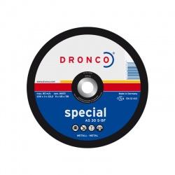 AS 30 S-BF Δίσκος Κοπής Μετάλλου 3.0 x 125mm