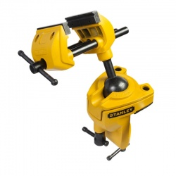 Stanley 1-83-069 MaxSteel multi-angle hobby vice 70mm