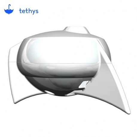 Tethys Fin water saving system, clean water collector