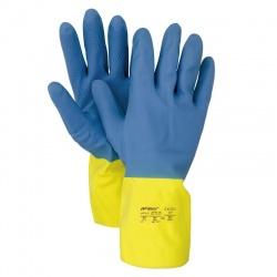 Galaxy 235 Apollo γάντια νεοπρενίου & λατέξ για χημικά και τρόφιμα