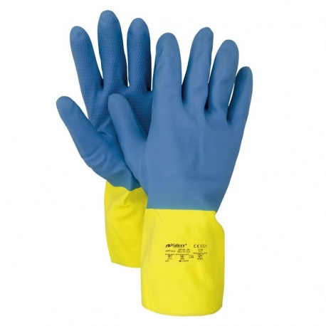 Galaxy 235 Apollo neopren & latex gloves for food and chemicals