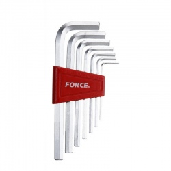 Force 5072 7 pcs hex key set 2.5-10mm