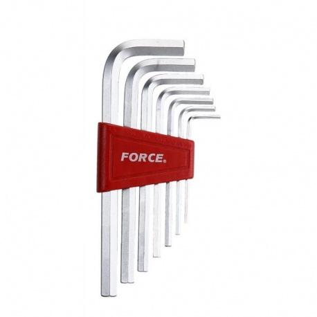 Force 5072 σετ κλειδιά άλεν 7 τεμ 2.5-10mm
