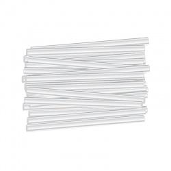 11mm transparent hot-glue sticks - 1Kg