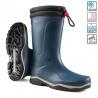 Dunlop Blizzard Αδιάβροχες Μπότες Χαμηλών Θερμοκρασιών Μπλε