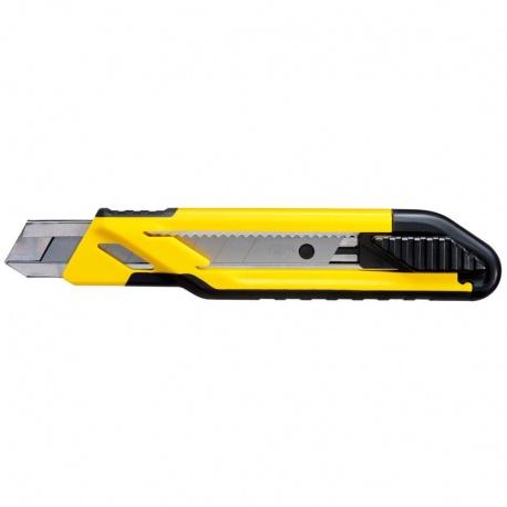 Stanley STHT10266 αυτομπλοκαριζόμενο μαχαίρι σπαστής λάμας 18mm
