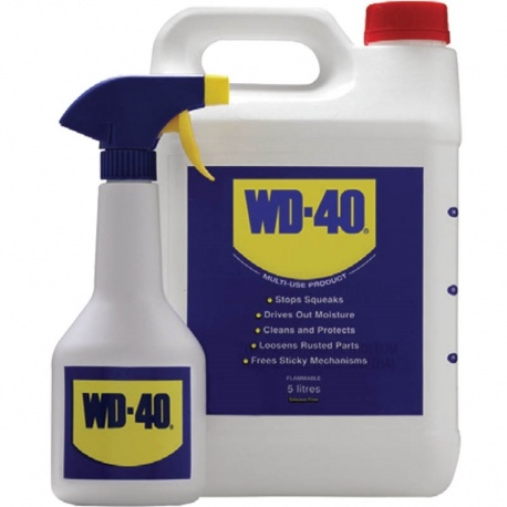 WD-40 Multi-Use Product 5 Litre & Spray Applicator