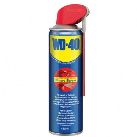 WD-40 SMART STRAW Spray 450ml