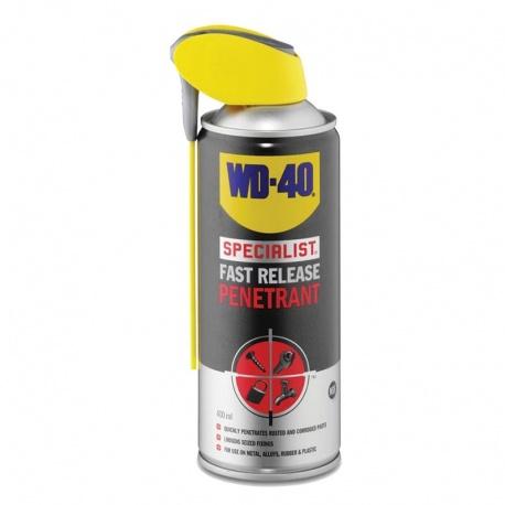WD-40 SPECIALIST FAST RELEASE PENETRANT Spray 400ml