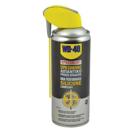 WD-40 SPECIALIST HIGH PERFORMANCE SILICONE Σπρέι 400ml