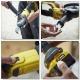 Stanley SFMCG400M2K cordless angle grinder 125mm 18V - V20 Li-Ion 1.5Ah 2 battery set
