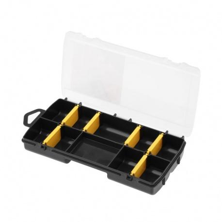 """Stanley STST81679-1 organizer 9"""" - 10 compartments"""