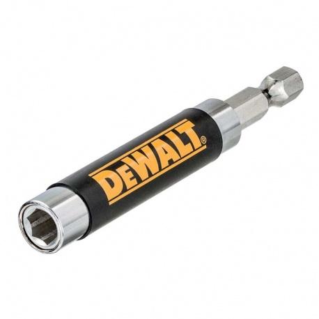 """DeWalt DT7701 Μαγνητικός αντάπτορας 1/4"""" με συρρόμενο οδηγό 80-125mm"""