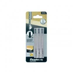 Black & Decker X21013 - Piranha Jigsaw Blades for Wood - 3 pcs