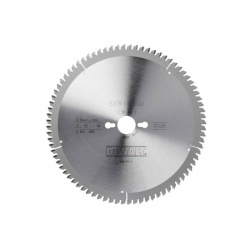 DT4280 - Δίσκος Δισκοπριόνου 260x30x2.6mm - 80Δ