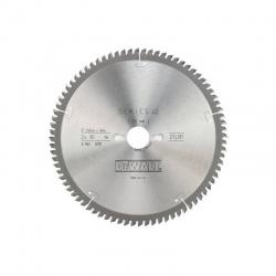DT4287 Δίσκος Δισκοπριόνου 250x30x3.0mm - 80Δ