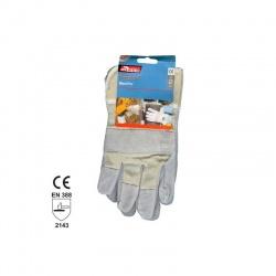 04300 - Γάντια Δερματοπάνινα Maco Pro