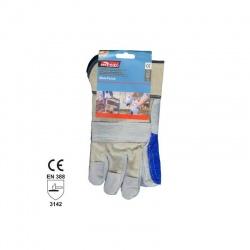 04350 - Γάντια Δερματοπάνινα Maco Force
