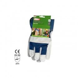 04410 - Γάντια Δερματοπάνινα Maco Soft