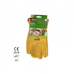 04480 - Γάντια Οδηγών Δερμάτινα Maco Fit