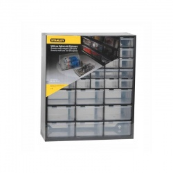 1-93-981 Storage Bin with 39 Drawers