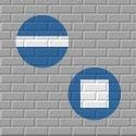 Flat - Square