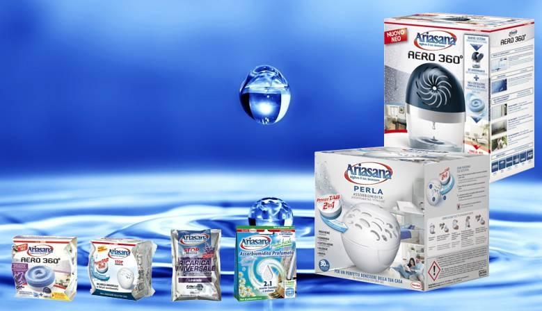Ariasana Henkel Dehumidifiers