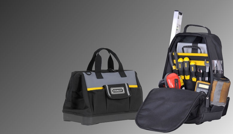 Stanley Toolbags and Backpacks