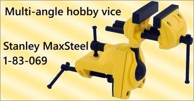 Stanley MaxSteel 1-83-069 vice