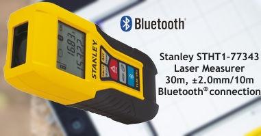 Stanley measurer LASER STHT1-77343